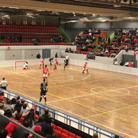 Rink-Hockey – Euroleague Montreux VS Benfica